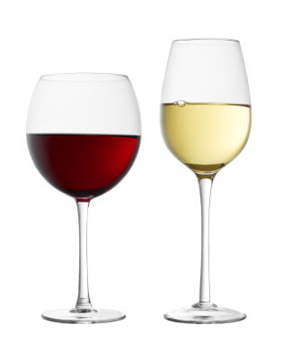 Red and White Wine - Verde Valley Wine Trail