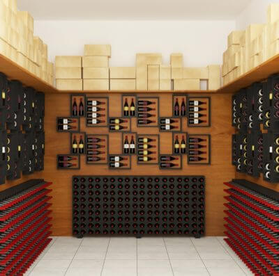 Todays Wine Cellar Has Not Changed That Much